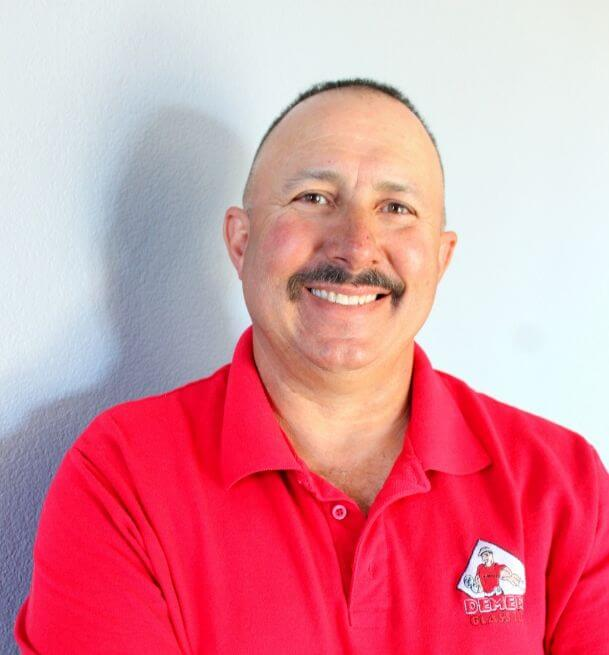 Tim - Demers Glass Team Member