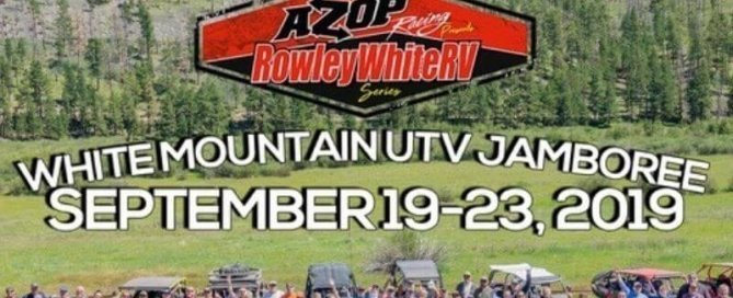 White Mountain UTV Jamboree | Demers Glass AZ