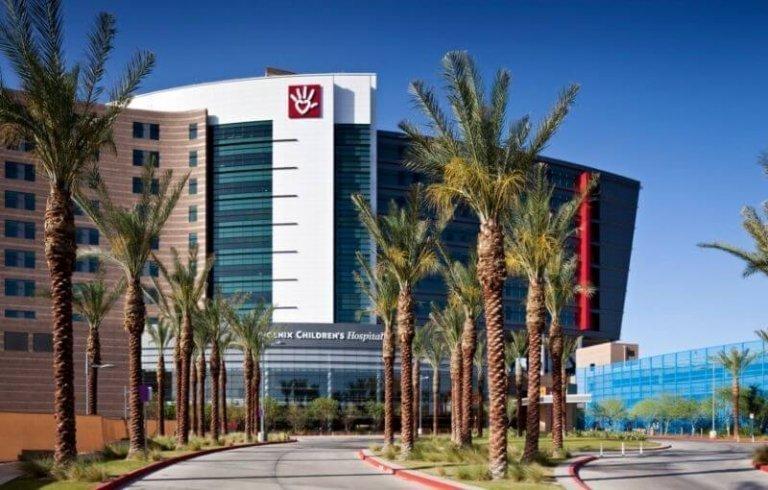 Phoenix Children's Hospital | Demers Glass AZ