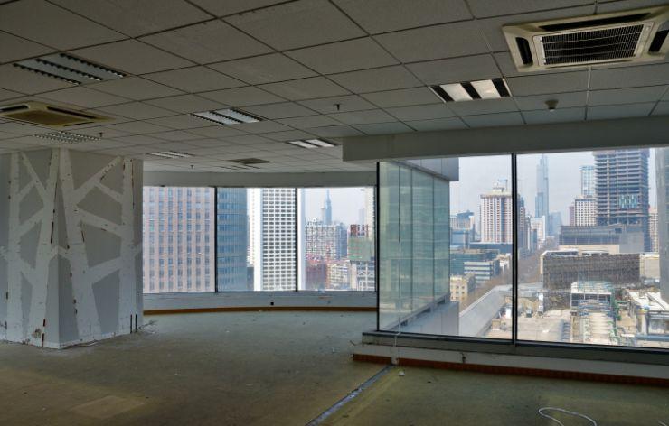 Tenant improvement of commercial building | Demers Glass AZ