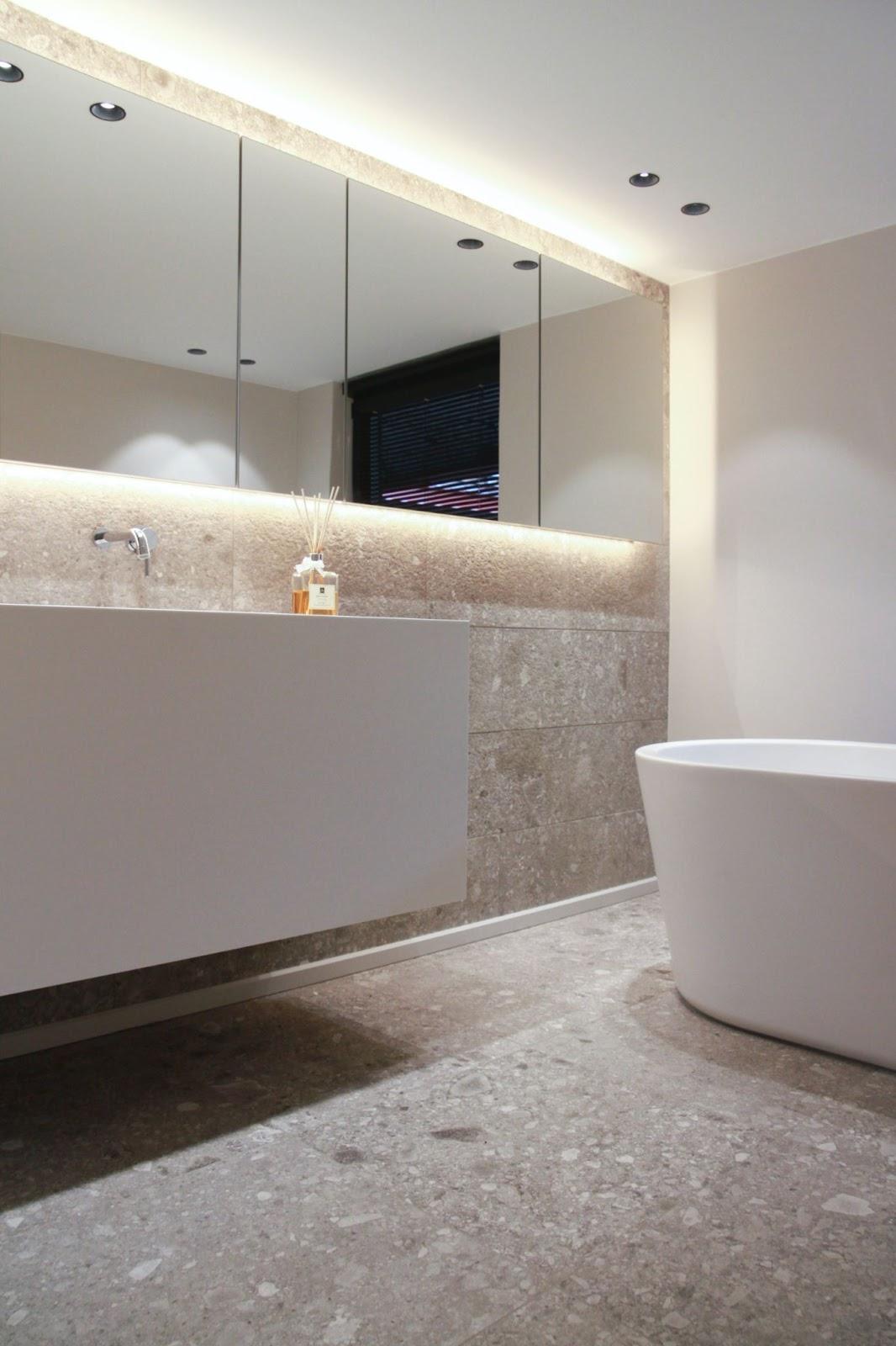 Design Tips Using bathroom mirrors